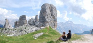hiking holyday in the Dolomites 2018